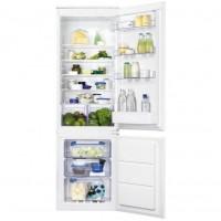 Встраиваемый холодильник ZANUSSI  ZBB28443SK