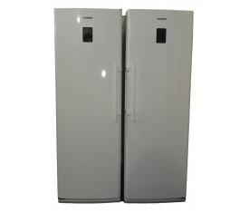 Комплект из холодильной и морозильной камер Samsung RR82EFSW Samsung RZ80EFSW No Frost