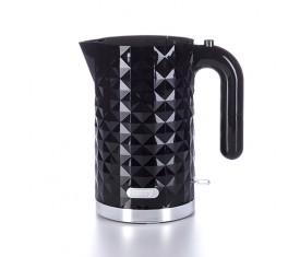 Чайник Camry CR 1269 черный, белый 1,7L