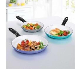 Набор сковородок Bratmaxx 20-24-28cm ceramic