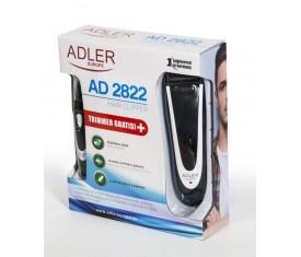 Машинка для стрижки волос и триммер Adler AD 2822