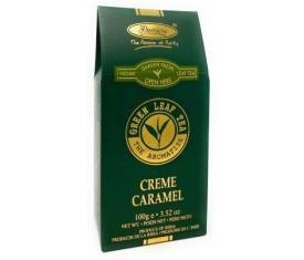 Premier's чай зелений Creme Caramel