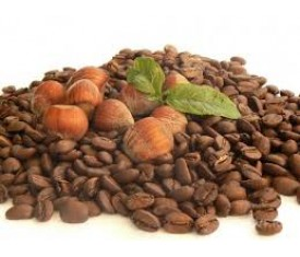 Растворимый, сублимированный, ароматизированный кофе «Лесной орех»