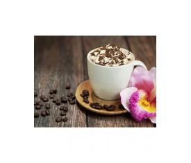 Растворимый, сублимированный, ароматизированный кофе «Шоколад»
